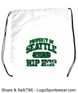 SEattle Hip Hop Bag Design Zoom
